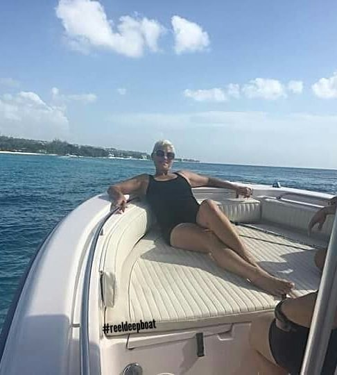 Reel Deep Boat